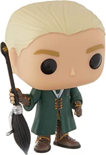 Funko Harry Potter Draco Malfoy Quidditch Pop Vinyl Figure
