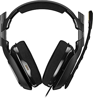 Logitech Astro Gaming A40 TR PC / PS4 Black
