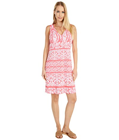 Tommy Bahama Paisley Palace Sleeveless Short Dress (Tutti Frutti) Women