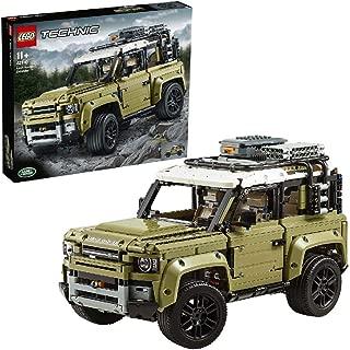 レゴ(LEGO) テクニック ランドローバー・ディフェンダー 42110
