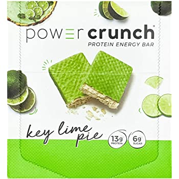 Bionutritional Research Group Power Crunch 12/Box Key Lime Pie, 12 Count