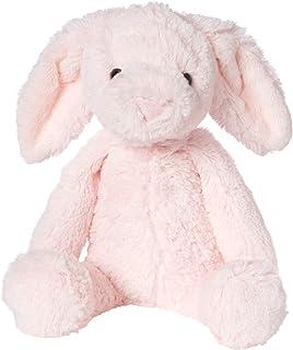 "Manhattan Toy Lovelies Pink Binky Bunny Stuffed Animal, 8"""