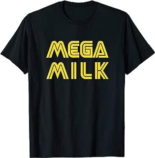Mega Milk Anime Meme Funny Manga Otaku Hentai Cosplay Gift T-Shirt