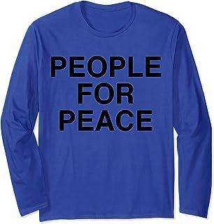 John Lennon - People For Peace Manche Longue