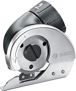Bosch Allessnijder Opzetstuk Voor Ixo, voor Pvc, Karton, Leer Of Stof tot 6 Mm, zwart