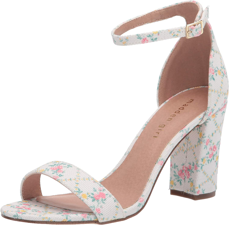 Madden Girl Women's 保証 Beella 購入 Sandal Dress