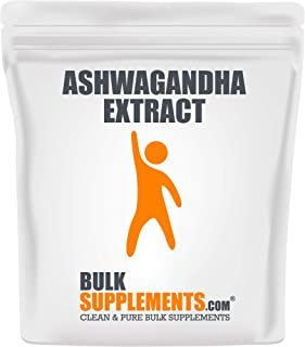 Bulksupplements Ashwagandha Extract (500 Grams)