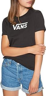 4c023f5d Amazon.co.uk: Vans - Tops, T-Shirts & Blouses / Women: Clothing