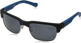 Arnette Dean AN4205-02 - anteojos de sol polarizadas rectangulares