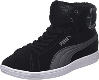 puma vikky high-top sneaker - womens