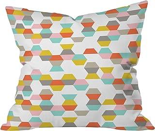 Deny Designs Heather Dutton Hex Code Throw Pillow, 16 x 16