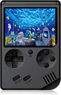 JAFATOY Retro Handheld Games Console for Kids/Adults, 168 Classic Games 8 Bit Games 3..