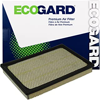 ECOGARD XA4343 Premium Engine Air Filter Fits Mercury Grand Marquis / Lincoln Town Car / Ford Crown Victoria, F-150, LTD Crown Victoria / Mercury Marauder / Ford Bronco, LTD, F-250, E-150 Econoline