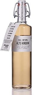 BIRKENHOF Brennerei | Alte Kirsche - feine holzfassgereifte Spirituose | 1 x 0,5l  - 40 % vol.
