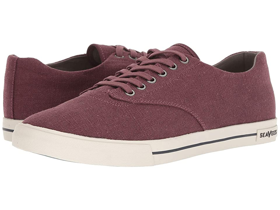 8abe7c49a5ed0 SeaVees Hermosa Plimsol Standard (Wine) Men s Shoes