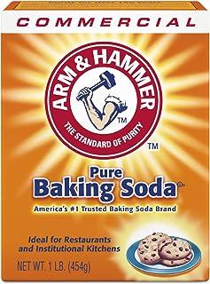 Arm & Hammer 3320084104 Baking Soda, 1lb Box, 24/Carton
