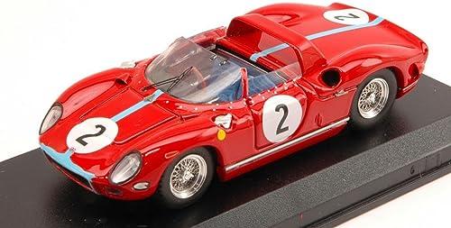 Art Model AM0180 Ferrari 330 P N.2 Paris 1964 1 43 MODELLINO Die Cast Model Compatible con