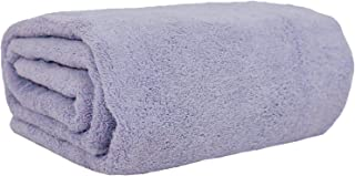 Turquoise Textile 100% Turkish Cotton Eco-Friendly Soft Multi-Purpose Towels, Bath Sheet, Large Bath Towel, Beach Towel, 35x60 Inch (1 Pack, Lavender)