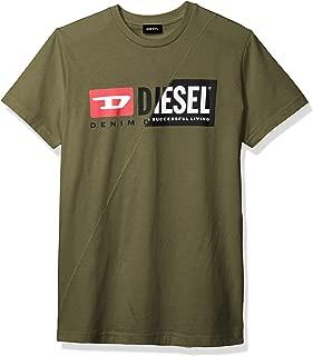 T-Shirt Hommes Thé Manches courtes Basic V-Neck Slim Fit Classic Mix BOLF 3c3 unicolore
