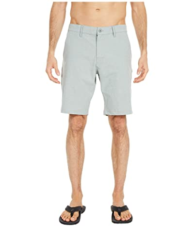 RVCA Balanced Hybrid Shorts (Sage) Men