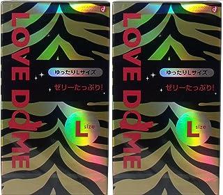 LOVE DOME ラブドーム タイガー ゆったり Lサイズ 12コ入×2