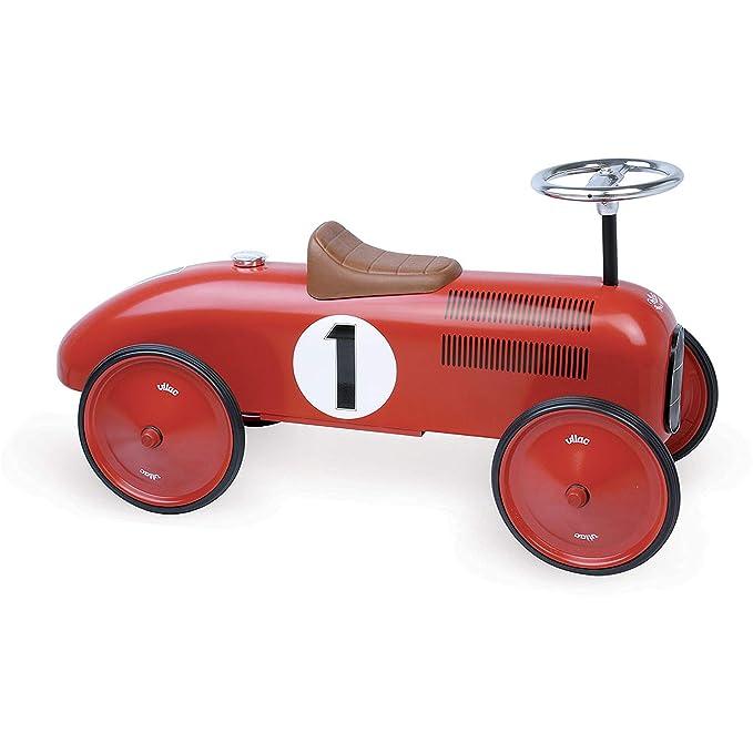 Vilac Mini Old Sports Car Red