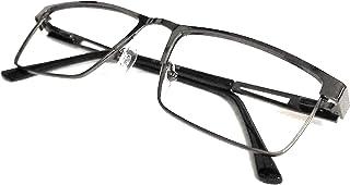 Amar lifestyle Reading glasses progressive photochromatic +1.50 rectangle gun metal rectangular 50 mm unisex_alfrpr1493