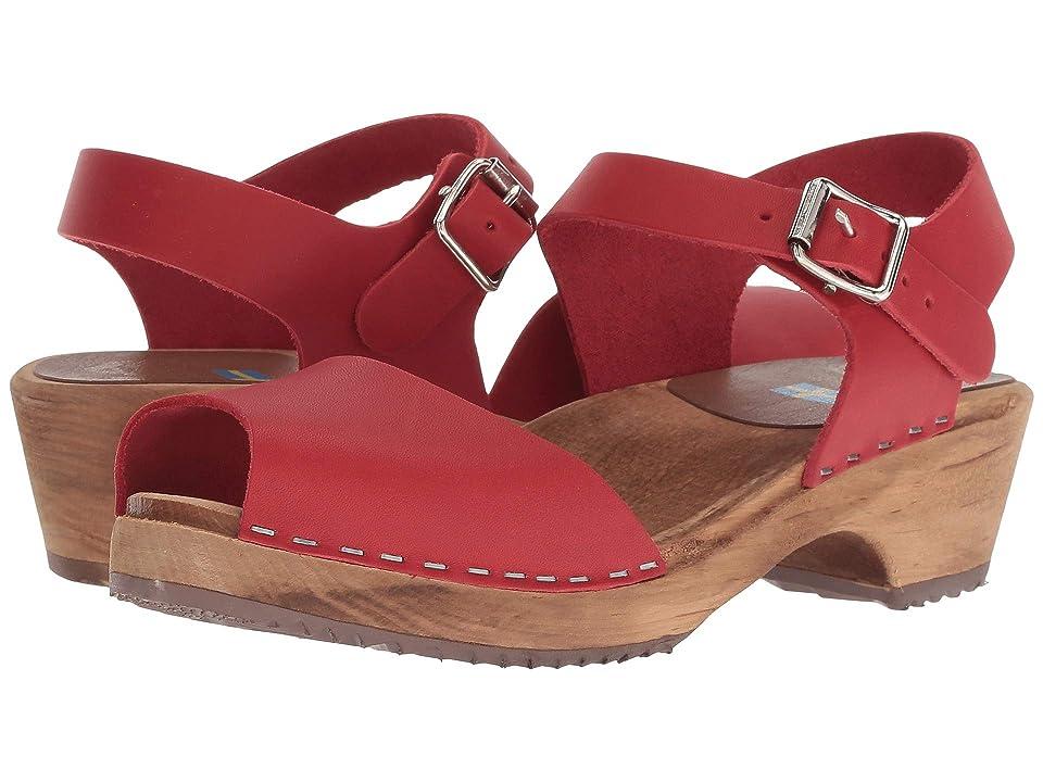 MIA Anja (Red Leather) Women