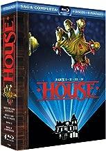 House I - II - III - IV House / House II: The Second Story / The Horror Show / House IV Reg.A/B/C Spain