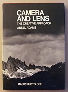 Camera and Lens, The Creative Approach, Studio, Laboratory and Operation