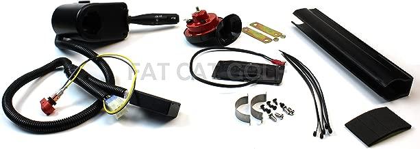 ULTIMATE LIGHT KIT UPGRADE W/TURN SIGNAL, HORN & BRAKE PAD FOR GOLF CART