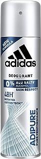 Adidas Adipure dezodorant 200 ml - opakowanie 4 szt.