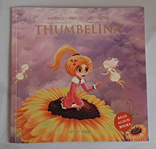 My first 5 minutes Fairy Tales - Story Book (Thumbelina)