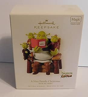 Shrek The Halls 2008 Hallmark Keepsake Ornament