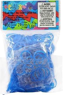 Rainbow Loom Jelly Bands, Ocean Blue