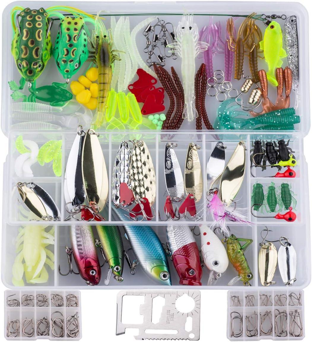 Bass Tackle Hook 4 colors  VIB Fishing Lures Jig Head  Metal Spoons  Crank Bait