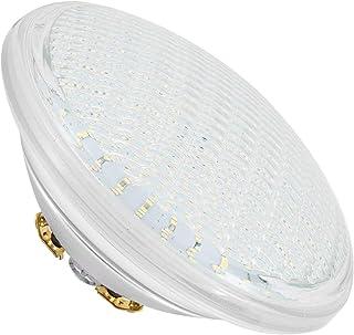 LEDKIA LIGHTING Bombilla LED Sumergible PAR56 12V IP68 35W Blanco Calido 2800K - 3200K
