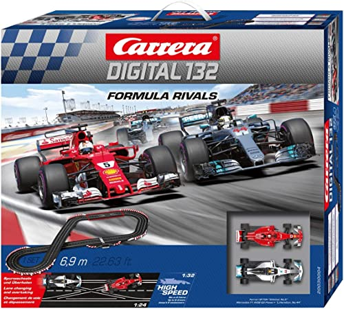 voiturerera Digital 132 - circuit Formula Rivals
