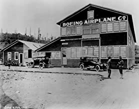 Boeing Airplane Co. Plant near Duwamish River - Vintage Photograph 1429 (24x36 SIGNED Print Master Art Print - Wall Decor Poster)
