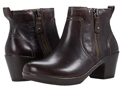 Cobb Hill Presley Zipp Boot Women
