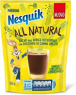 Nesquik, Cacao soluble - 8 de 168 gr. (Total 1344 gr.) Pack de 8