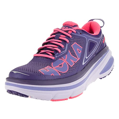 HOKA ONE ONE Womens Bondi 4 Running Sneaker Shoe