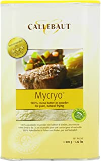 Callebaut Mycryo 100% Cocoa Butter Powder Ideal For Meat, Fish & Veg - 600g