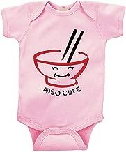 Miso Cute Custom Boutique Baby Bodysuit Onesie.