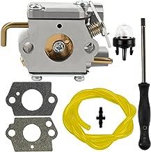 Dalom BL100 Carburetor + Carb Adjustment Tool for MTD 791-182875 Bolens BL150 BL100 BL250 Trimmer Yard Man Machine YM20CS YM1000 YM1500 YM320BV YM400 YM70SS 2800m Y28 Y725 Y780 Weed Eater Brushcutter