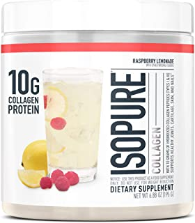 Sponsored Ad - Isopure Multi Collagen Peptides Protein Powder, Vitamin C for Immune Support, Type 1, 2 & 3, Keto Friendly,...