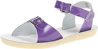 girls purple sandals