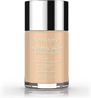 Neutrogena Healthy Skin Liquid Makeup Foundation, Broad Spectrum Spf 20, 85 Honey, 1 Oz.