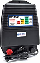 Kencove 24.0-Joule, Low-Impedance, 110-Volt AC Electric Fence Charger
