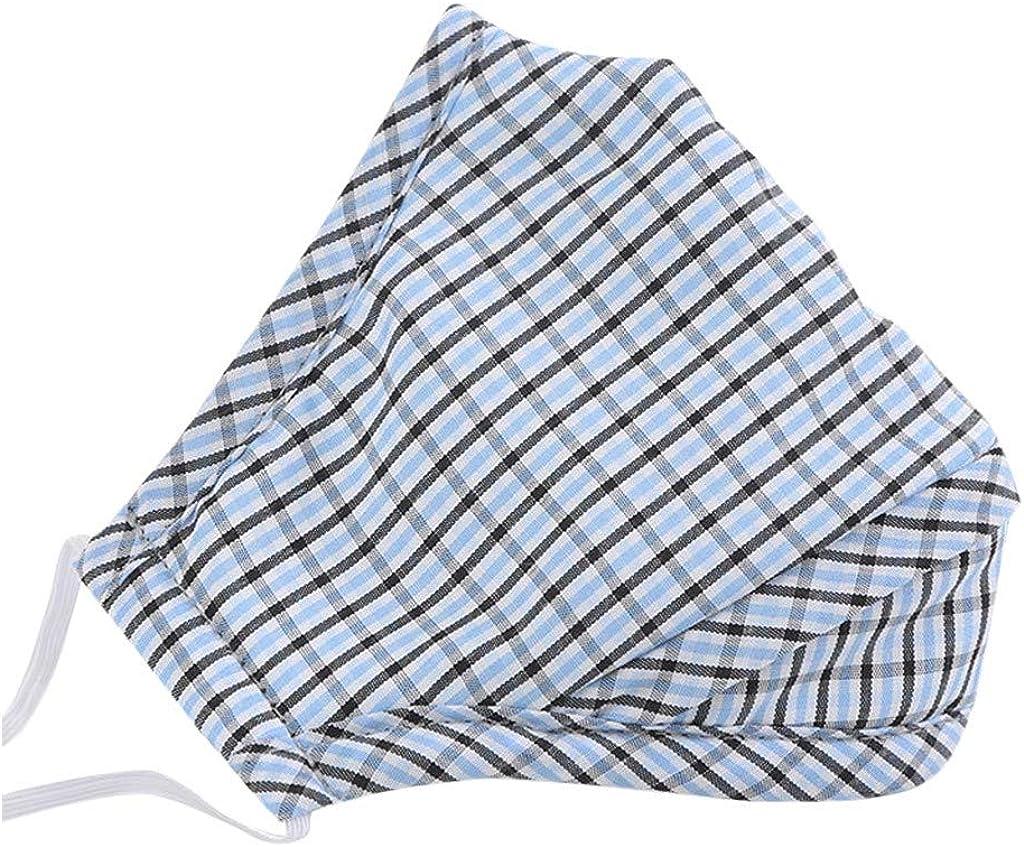 PPangUDing 4 St/ück Damen Spitze Mundschutz Waschbar Wiederverwendbar Elegant Atmungsaktive Staubdicht Halstuch Multifunktionstuch Bandana